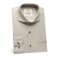 2017 New Arrival 100% Bawełna Męskie Koszule Marka Projekt Floral Shirt Men Casual Slim Fit Koszulka Homme Biznes Camisas Masculinas