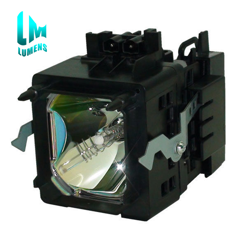 Long life Tv lamp XL-5100 XL5100U Sony F93087600 KS-50R200A KS-60R200A R50XBR1 R60XBR1 compatible Projector lamp with Housing original xl 5300 xl5300 f 9308 760 0 a1205438a replacement tv lamp with housing for sony tv and 1 year warranty