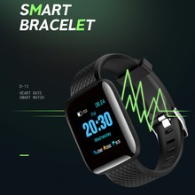 YEINDBOO New D13 Touch Screen Smart Watch Blood Pressure Heart Rate Tracker Watch Sports detection Smart watch for IOS Android все цены