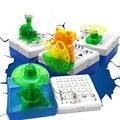 Nova mágico de ciência DIY montar brinquedos educativos infantil Teching o material de capacidade