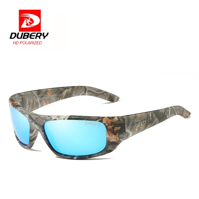 DUBERY Square Sport Sunglasses  4