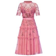 Elbise RoosaRosee Tasarımcı Yaka