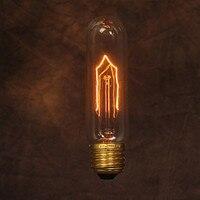 LightInBox Free Shipping T125 40W E27 Retro Industry Incandescent Bulb 2pcs Vintage Edison Lamp Bulb Light