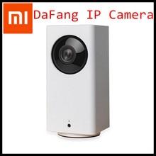 Xiao Mi Цзя XIAOFANG Новый dafang Умный дом 110 градусов 1080 P HD интеллектуальные системы безопасности WI-FI IP Cam Ночное видение для mi приложение Home