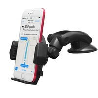 Cell Phone Holder For Car APPS2Car Universal Suction Cup Phone Holder Dashboard Windshield Phone Mount For