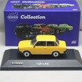 Atlas1: 43 Volvo 66 modelos de Vehículos de Colección de coches de Juguete Diecast DL Contemporáneo Fabricación amarillo