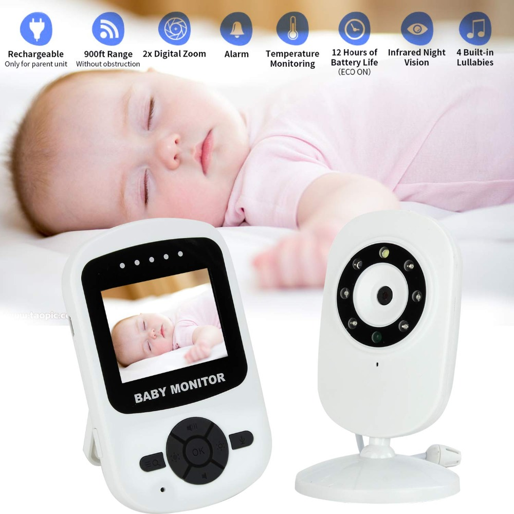 babykam radio nurse baby sitter nanny baby monitors 2.4 inch LCD IR Night Light Vision Intercom 3 Lullabies Temperature Monitorbabykam radio nurse baby sitter nanny baby monitors 2.4 inch LCD IR Night Light Vision Intercom 3 Lullabies Temperature Monitor