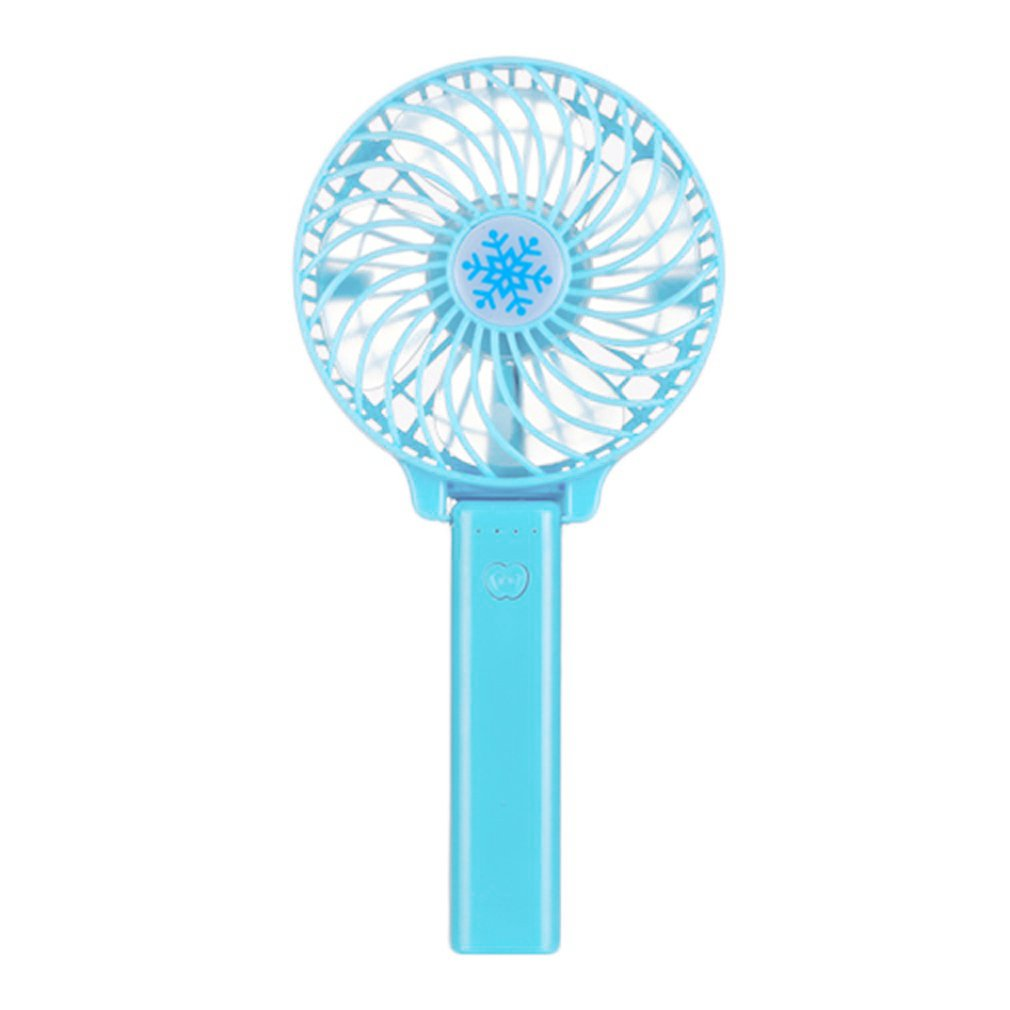 Mini USB Fan Portable Ventilation Foldable Air Conditioning Fans Hand Held Cooling Cooler For Outdoor Office Home Handheld