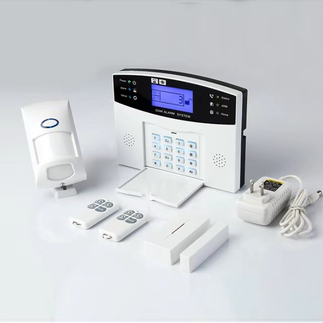 Wireless 433Mhz GSM Alarm System Wireless 433Mhz GSM Alarm System