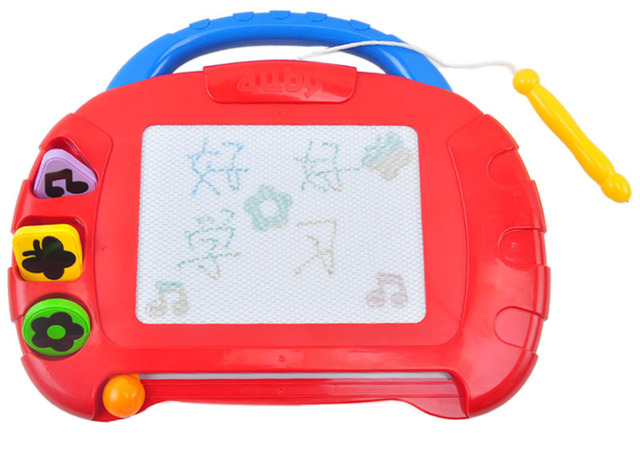 Obbe toys small child drawing board 463426 double faced magnetic writing board toy 8