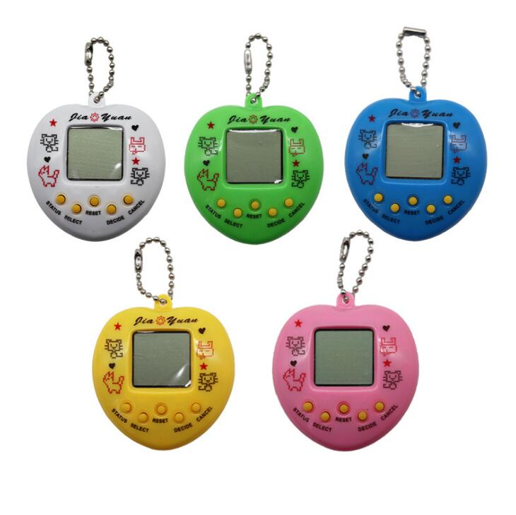 Hot Sale ! Tamagotchi Electronic Pets Toys 90S Nostalgic 49 Pets In One Virtual Cyber Pet Toy Funny Tamagochi