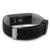 """P1 Bluetooth Monitor de Pressão Arterial Monitor De Freqüência Cardíaca Pulseira Smartband IP67 À Prova D' Água Pulseira Wearable Inteligente 0.86"""""""