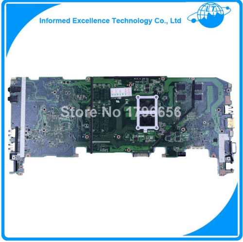 Free Shipping For ASUS U36JC Latop Motherboard  Mainboard i5 CPU Working Perfect