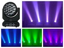 2pcs/lot, LED Moving Head Bee Eyes Osram 19x12W RGBW 4in1 LED Quad Moving Head Beam Lights disco dj club light led moving wash