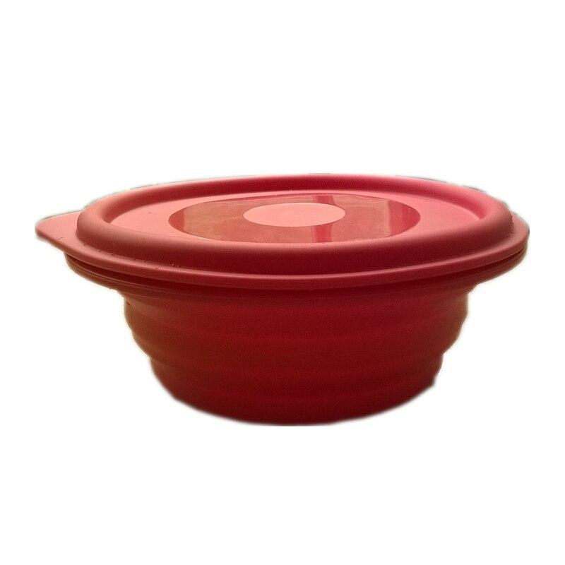 2PC/set Kitchen Utensil Bowl FDA Approved Silicone Retractable ...