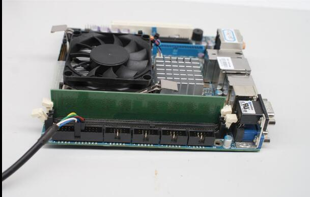 KTGM45/mITX industrial board, used in good condition ktgm45 mitx industrial board used in good condition