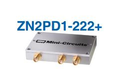 [BELLA] Mini-Circuits ZN2PD1-222-S+ 600-2200MHz Two SMA Power Divider