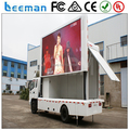 truck mobile led display, truck led display scoreboard,mobile vehicle led display billboard screen
