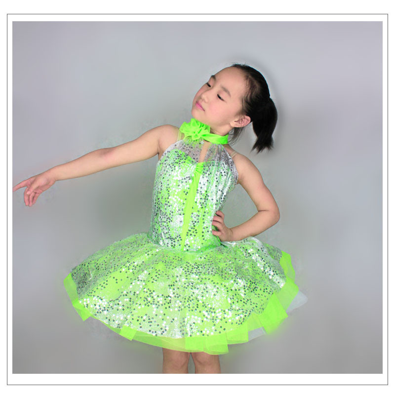 ФОТО 2016 rushed new arrival kids kids dresses for girls free shippingchild leotard clothes child summer evening dress latin dance