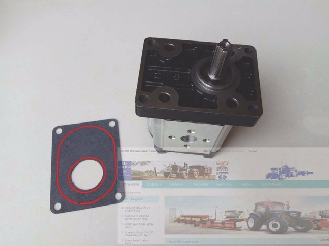 US $59 79 |YTO 454 504 550 554 series tractor parts, the hydraulic gear  pump CBN 316-in Tool Parts from Tools on Aliexpress com | Alibaba Group