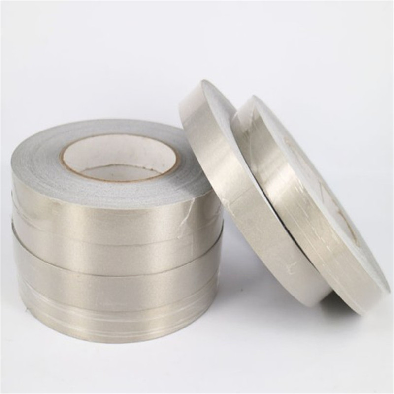 1pcs 10mm* 20M EMI shielding Single Adhesive Double sided Conductive Fabric Cloth Tape for PC Cell Phone Tablet LCD Cable 25mm 20m single side adhesive silver conductive fabric cloth tape for pc phone lcd cable emi shielding keyboard repair