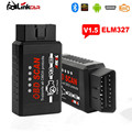 High Quality ANCEL ELM327 Bluetooth V1.5  OBD SCAN Adapter Car Diagnostic-tool Elm327 for Android Torque