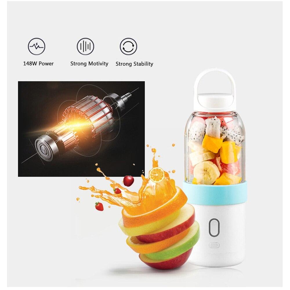 550ml Portable USB Juicer / Blender, Smoothie Mixer 2