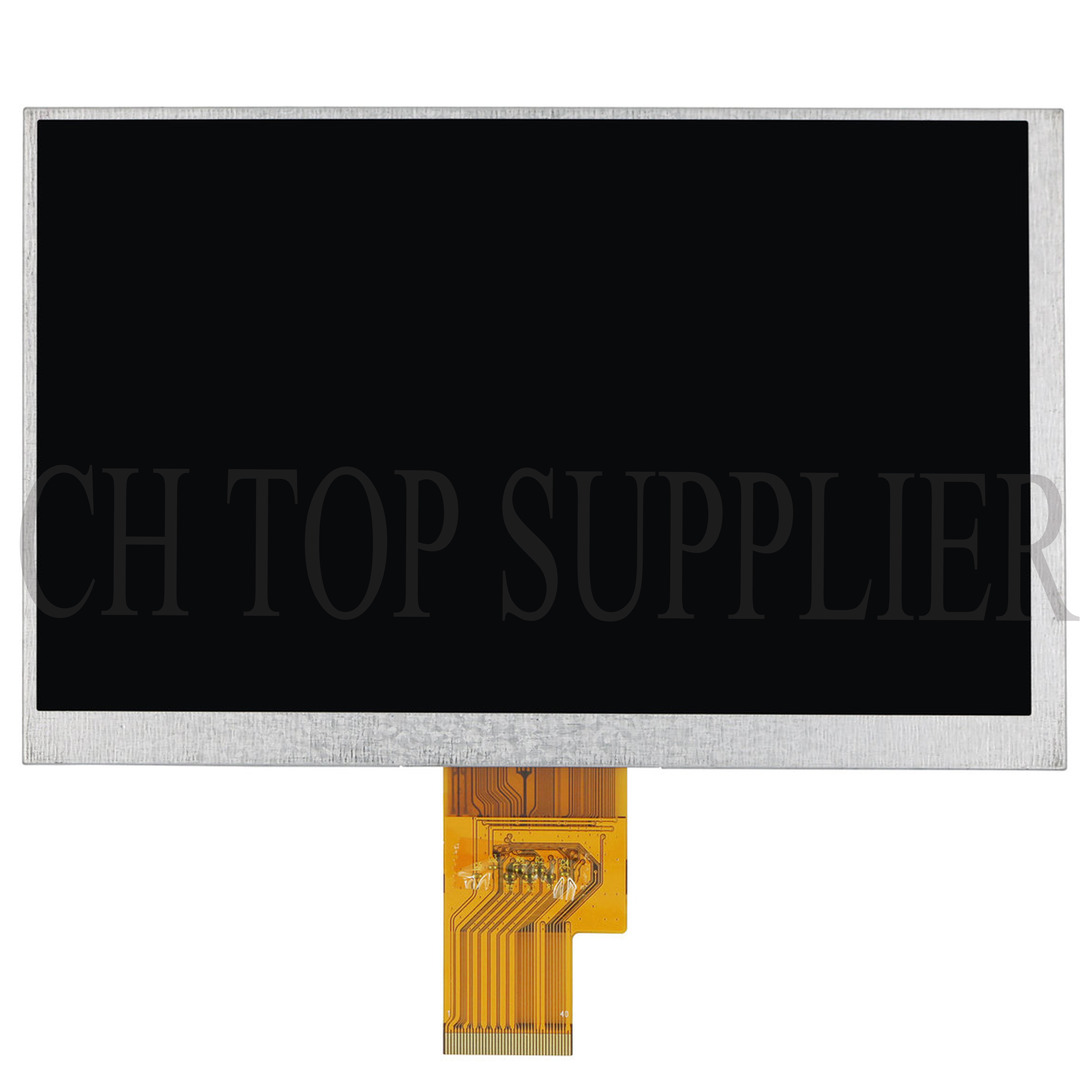 Original 7'' inch LCD Display KR070LE7T for tablet pc display lcd screen 1024*600 40pin free shipping 165*100mm  original and new 10 1inch lcd screen claa101wh13 le claa101wh for tablet pc free shipping