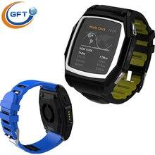 GT68 sport fitness aktivität schlaf tracker schrittzähler armband smartwatch wasserdicht für Android xiaomi und Samsung