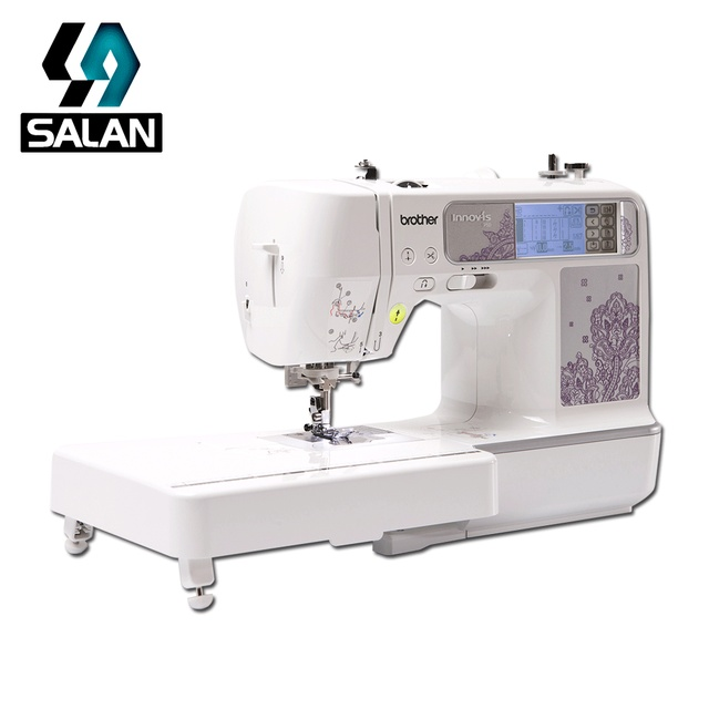 BROTHER NV40 Domestic Household Small Electric Sewing And Impressive Brother Sewing And Embroidery Machine