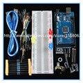 Starter Kit para Arduino uno R3 Mega 2560 de Proyectos Básicos Mega328 Na