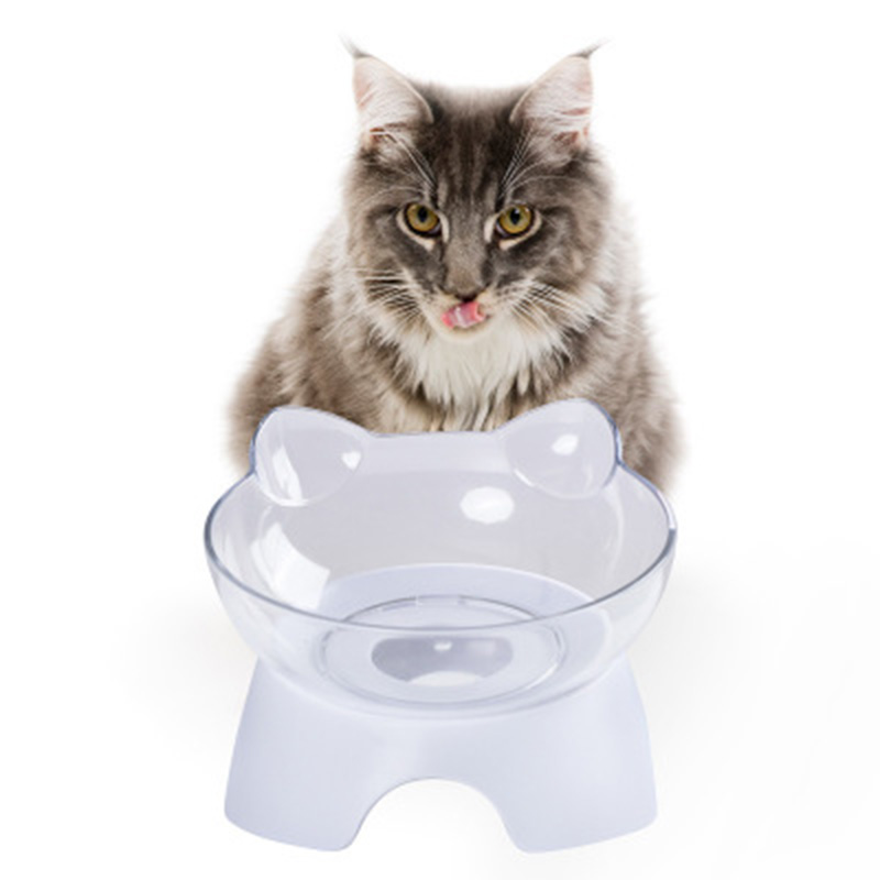 Pet Products Cat Feeder Food Bowl Supplies Dog Bowls Cute Cats For Pets