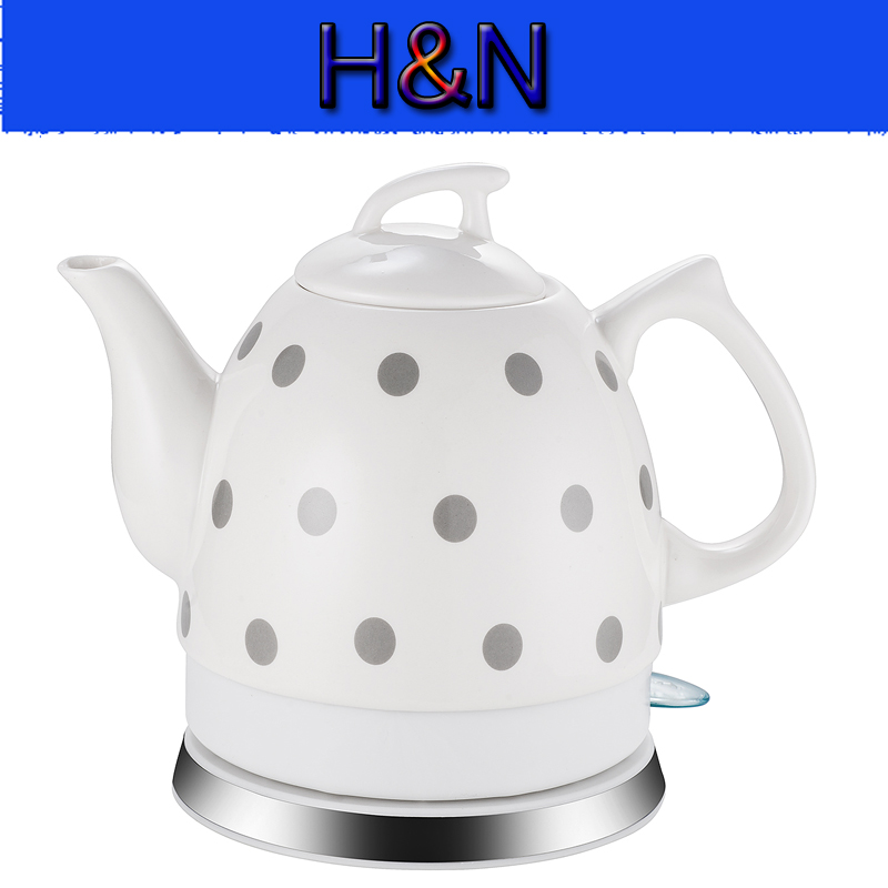 popularne porcelain electric kettle kupuj tanie porcelain. Black Bedroom Furniture Sets. Home Design Ideas