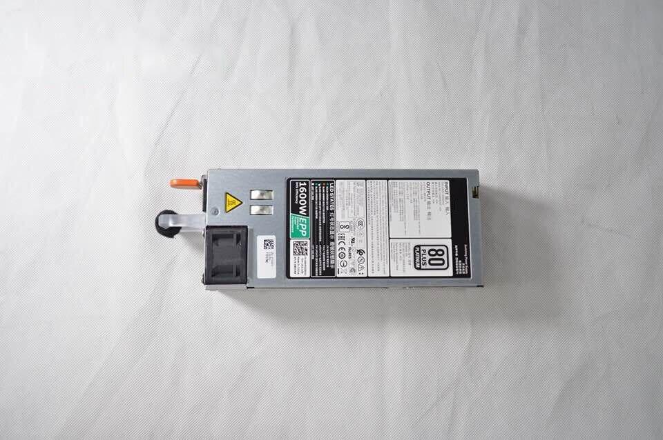 New Original FX2 C4130 T630 D1600E 1600W Server Power Supply D5W1N XHHF8 T4GCW S-1600ADE00-101  D1600E-S0