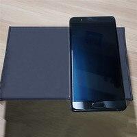 Дискретизатор для экрана дисплея Стекло для samsung Galaxy Note 7 N930 FE Черный Внешний сенсорный Панель спереди Экран Стекло объектива запчасть