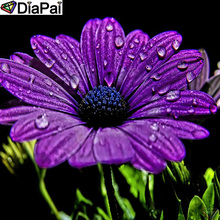 DiaPai 100% Full Square/Round Drill 5D DIY Diamond Painting Flower landscape Diamond Embroidery Cross Stitch 3D Decor A21096 diapai 100% full square round drill 5d diy diamond painting flower landscape diamond embroidery cross stitch 3d decor a21095