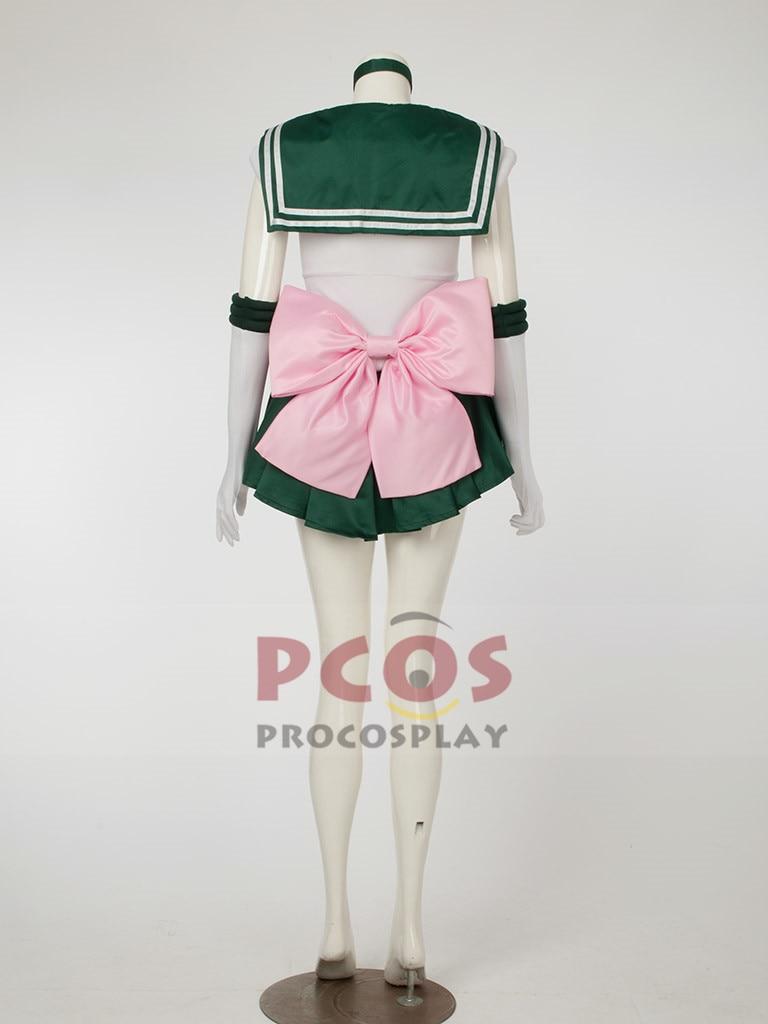 Mejor precio Set ~ Sailor Moon Sailor Jupiter Kino Makoto Cosplay - Disfraces - foto 3