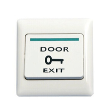 door exit button automatically restroration push release for access system normal open signal