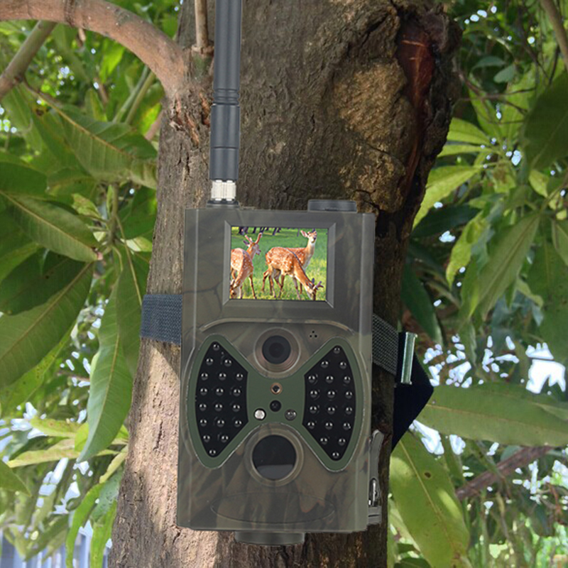 ФОТО Suntek HC300M Hunting Trail Camera HC-300M Full HD 12MP 1080P Video Night Vision MMS GPRS Scouting Infrared Game Hunter Cam