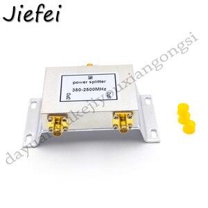 Image 3 - Séparateur dalimentation Micro bande Wifi 380 2500MHz, 1 pièce, répartiteur dantenne sans fil, connecteur SMA