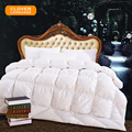 High-end Winter Thicker Duvet White Goose Down Filling Quilted Quilt Super Soft Warmest Bedding Filler King Size