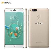 Original Nubia Z17 Mini 6GB RAM 64GB Mobile Phone Snapdragon 652 Octa Core 16 0MP FDD