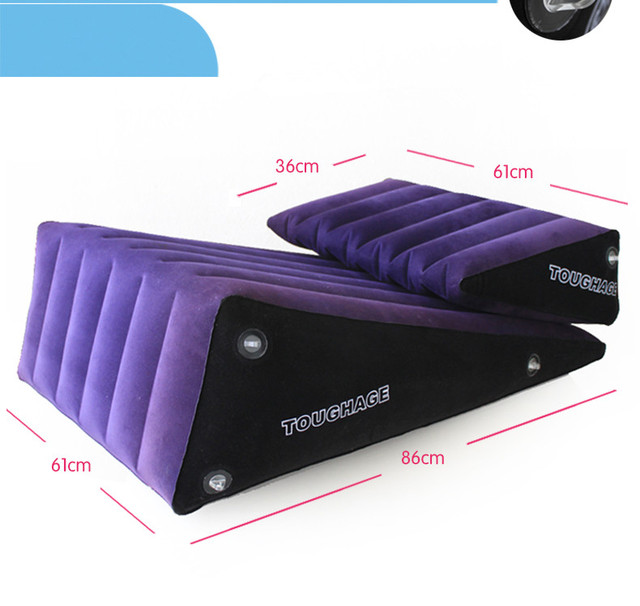 TOUGHAGE love Wedge Magic Triangle Pillow,Sex Position Swing Sofa Chair Cusion ,Adult Sex Furnitures,Sex Toys For Couples