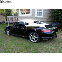 986 glass fiber Hardtop Car Body Kit for Porsche Boxster 986 Hard Top Change 986 to Cayenne Outlook