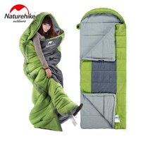 Naturehike Sleeping Bag Cotton Lining Sleeping Bags Keep Warm Bag NH Waterproof 230 90cm 3 Seasons