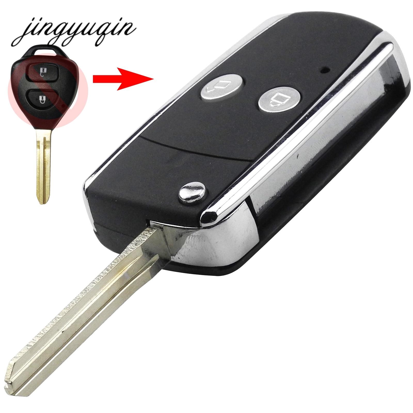 toyota camry flip key