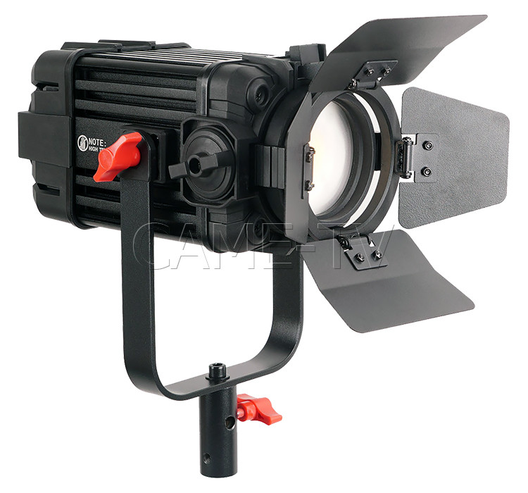 Image 2 - 2 Pcs CAME TV Boltzen 60w Fresnel Fanless Focusable LED Daylight Kit B60 2KIT-in Photo Studio Accessories from Consumer Electronics