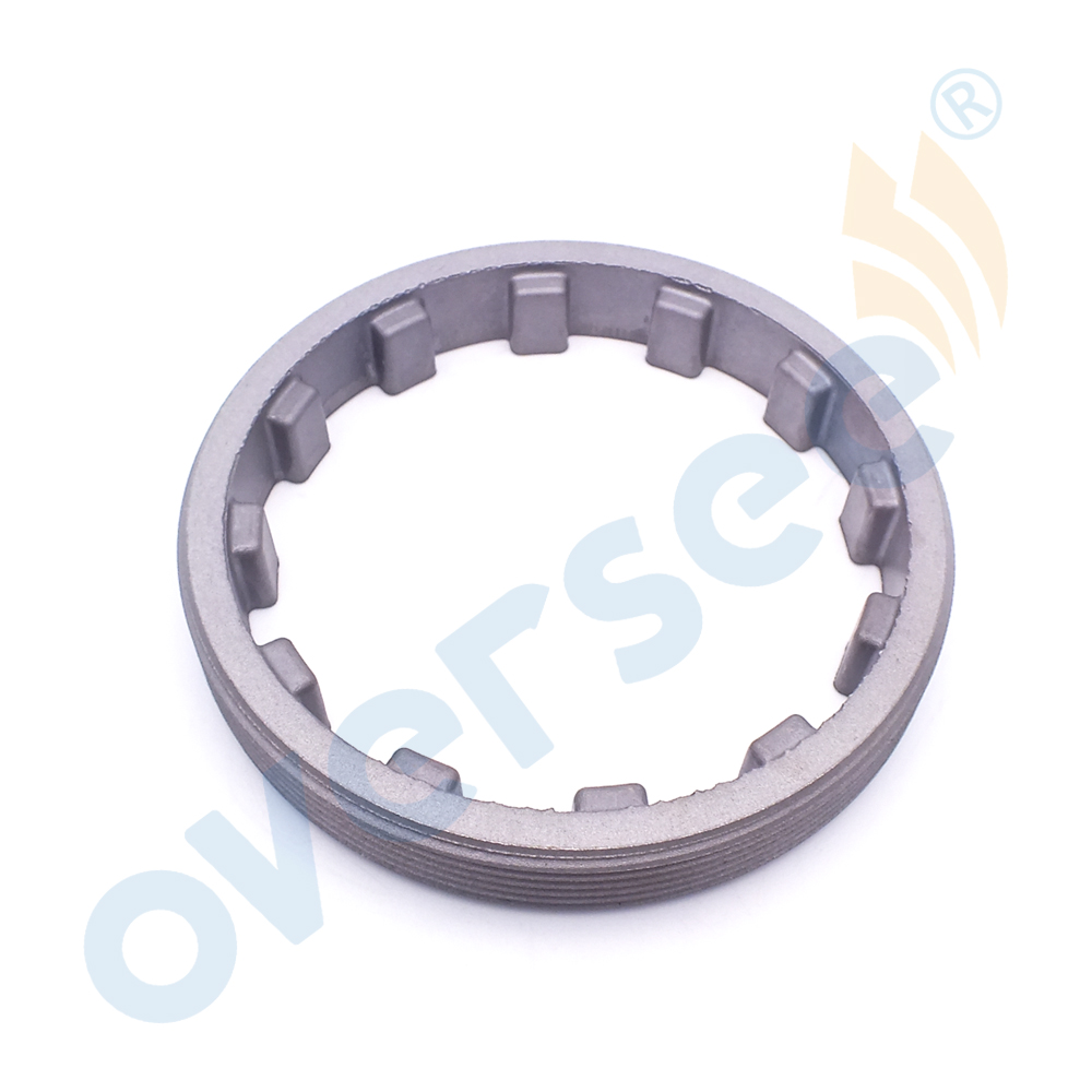 OVERSEE Lock Ring Nut 688-45384-00-00 Outboard Lower Unit EI Replaces For Yamaha Outboard Engine Motors