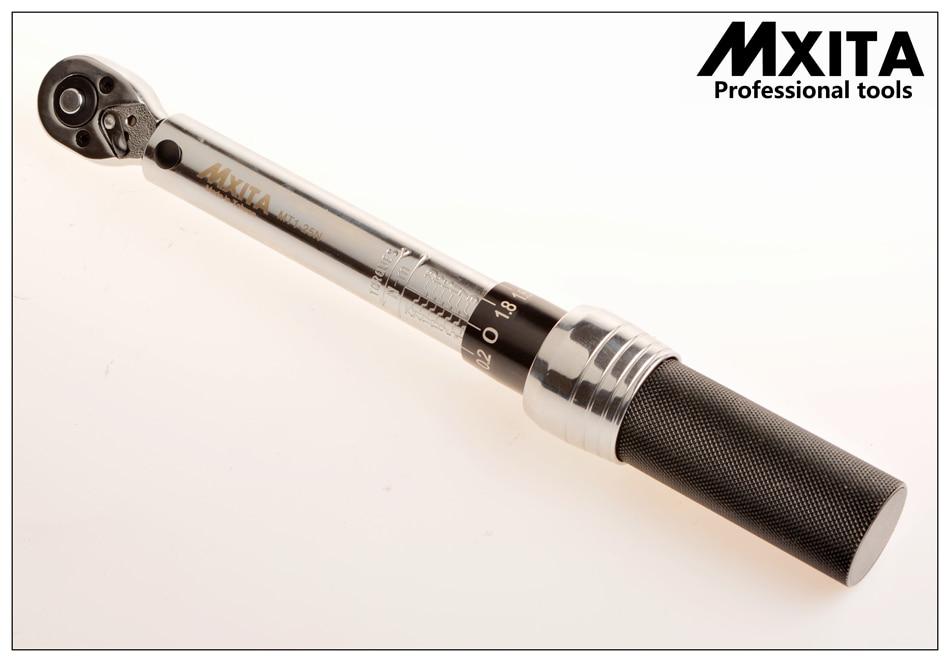 Mxita 25 PCS set 1/4