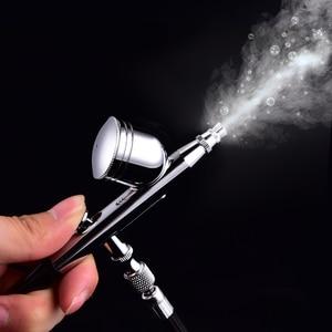 Image 5 - جهاز البخار للوجه سبا آلة رش نانو ارتفاع ضغط المياه الأكسجين ملء متر البخاخات الوجه الجمال جهاز العناية أدوات